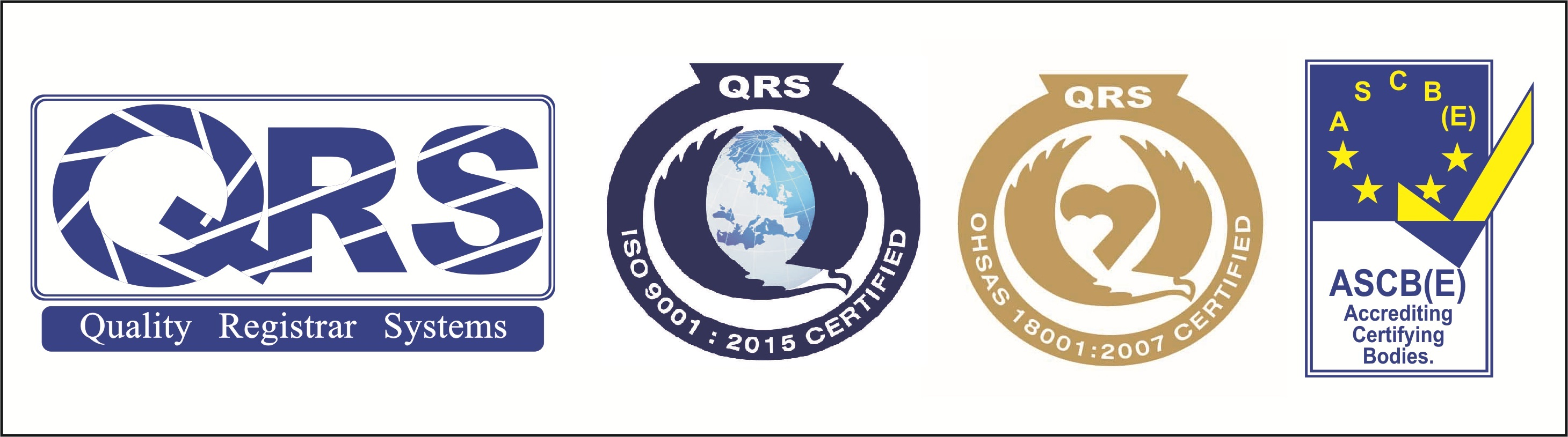 QMS 2015 OHSAS